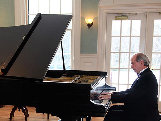 Robert Wyatt solo piano recital